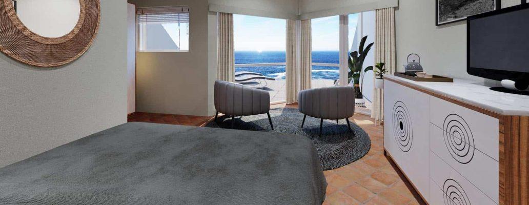 Bedroom View Villa Marine