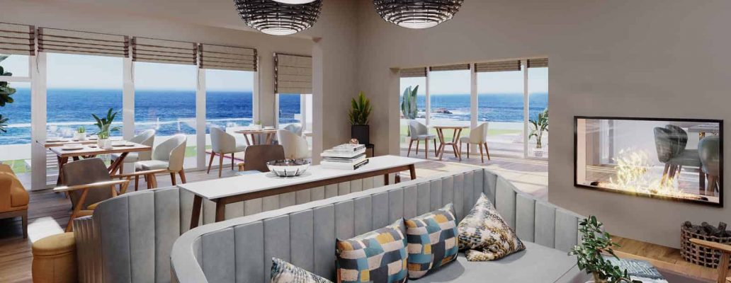 Lounge View Villa Marine