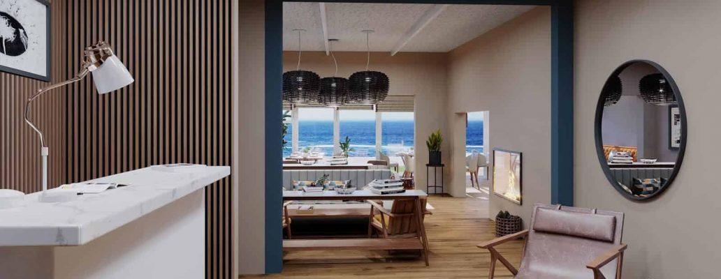 guest house reception villa marine